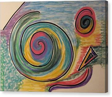 Chihuchahu Dog Canvas Print