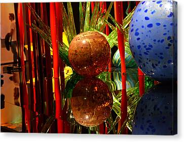 Chihuly-10 Canvas Print by Dean Ferreira