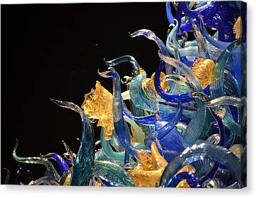 Chihuly-4 Canvas Print by Dean Ferreira