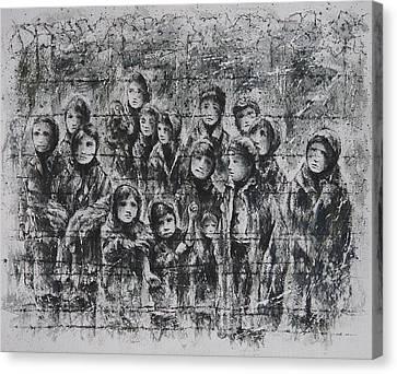 Childhood Lost Canvas Print