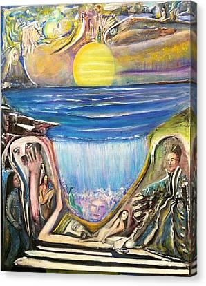 Children Of The Sun Canvas Print