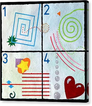 Child's Play Canvas Print by Thomas Gronowski