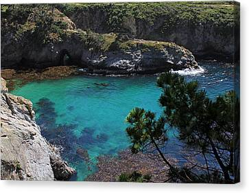 China Cove Canvas Print - China Cove by Donna Kennedy