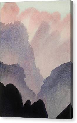 China Canvas Print by Ed  Heaton