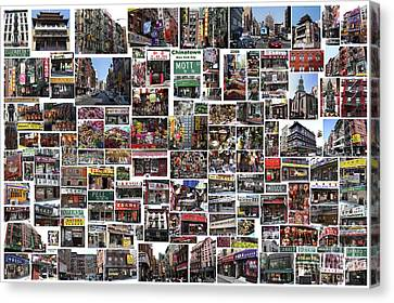 Chinatown  Canvas Print by Steven Spak