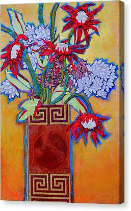 Canvas Print - Chinese Vase by Diane Fine
