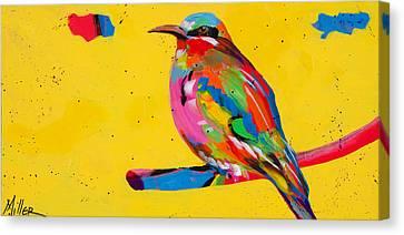 Chirp Chirp Canvas Print