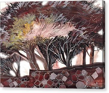 Chocolate Canvas Print by Anil Nene