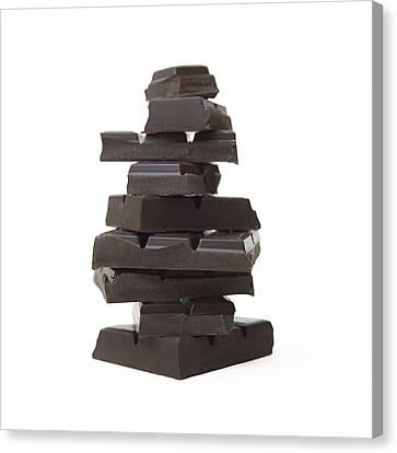 Chocolate Canvas Print by Bernard Jaubert