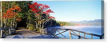 Chocorua Lake White Mountains National Canvas Print