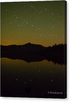 Chocorua Stars Canvas Print