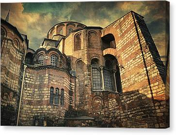 Chora Church Canvas Print