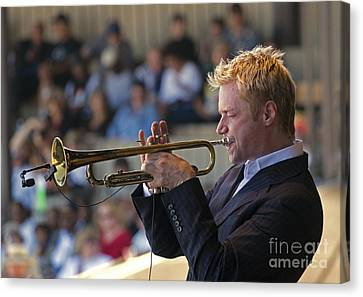 Chris Botti Canvas Print