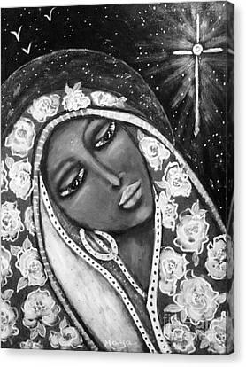 Christ-mass Eve Canvas Print