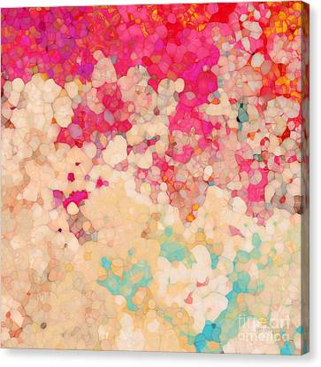 Christian Art- Hebrews 6 19. Hope The Anchor Of Our Souls Canvas Print by Mark Lawrence
