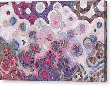 Christian Art- Mark. Mark 1 1 Canvas Print by Mark Lawrence