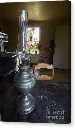 Christinas Kitchen Window Canvas Print