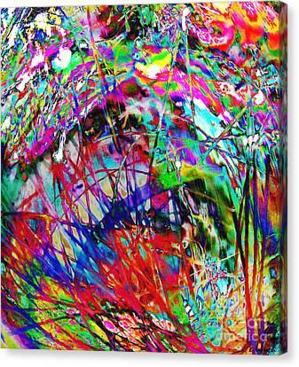 Christmas 2 Canvas Print by Carol Lynch