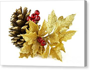 Christmas Canvas Print by Blink Images