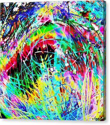Christmas Canvas Print by Carol Lynch