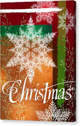 Christmas Greetings Canvas Print