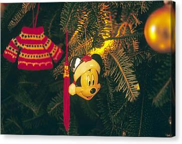 Canvas Print - Christmas Ornaments Iv by Harold E McCray