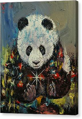 Christmas Canvas Print by Michael Creese