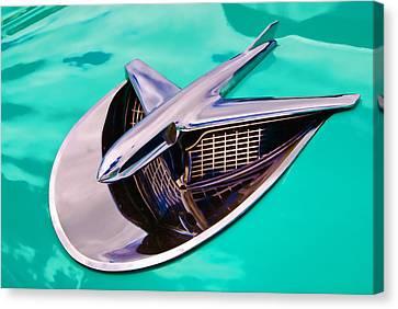 Chrome Aircraft Canvas Print by Phil 'motography' Clark