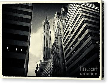 Chrysler Building New York City Canvas Print