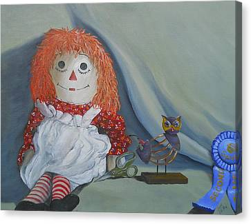 Canvas Print - Chucky's First Love by Scott Phillips
