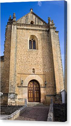 Church Of The Holy Spirit In Spain Canvas Print by Artur Bogacki