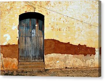 Cienfuegos Cuba Canvas Print