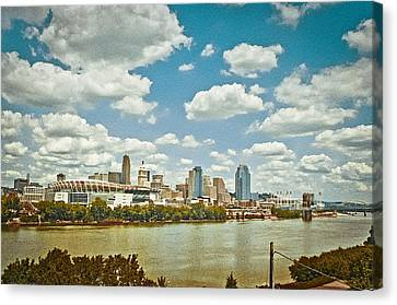Cincinnati 4 Canvas Print