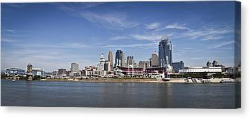 Cincinnati Canvas Print
