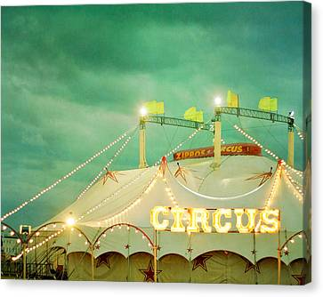 Circus II Canvas Print by Violet Gray