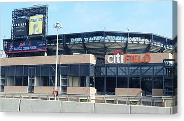 Citibank Field Canvas Print