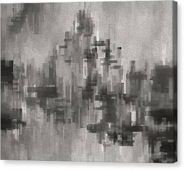 Cityscape 3 Canvas Print