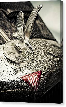 Classic Alvis Canvas Print by Phil 'motography' Clark