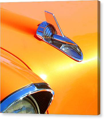 Classic Car 1 Canvas Print by Art Block Collections