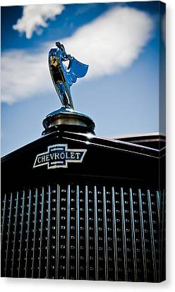 Classic Chevrolet Canvas Print by Phil 'motography' Clark