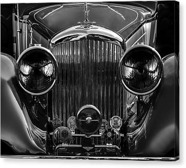 Classic Canvas Print by Chris Malone