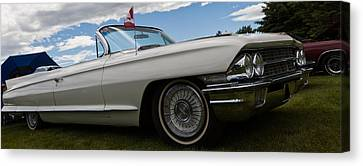Classic Convertible Canvas Print by Mick Flynn
