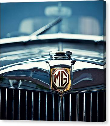 Classic Marque Canvas Print by Dave Bowman