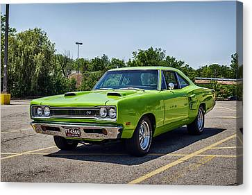 Classic Muscle Canvas Print