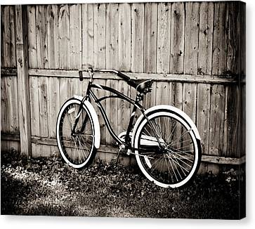 Classic Ride Canvas Print by Sara Frank