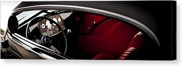 Classic Style Canvas Print by Steven Milner