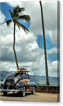 Classic Woody Canvas Print by DH Visions Photography