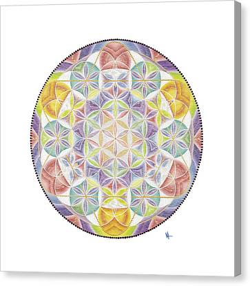 Cleansing Canvas Print by Vanda Omejc