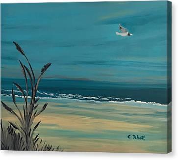 Clear Skies Canvas Print