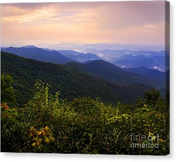 Clearing After A Storm Canvas Print